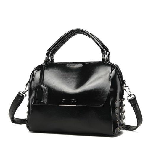 JT930-black Tas Handbag Wanita Modis Kekinian Import
