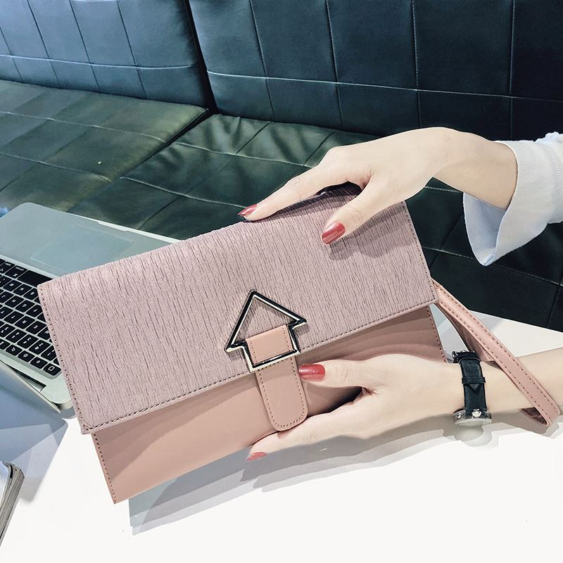 JT93497 IDR.165.000 MATERIAL PU SIZE L26XH15.5XW3CM WEIGHT 400GR COLOR PINK