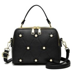 JT9371-black Tas Selempang Fashion Modis Import Terbaru