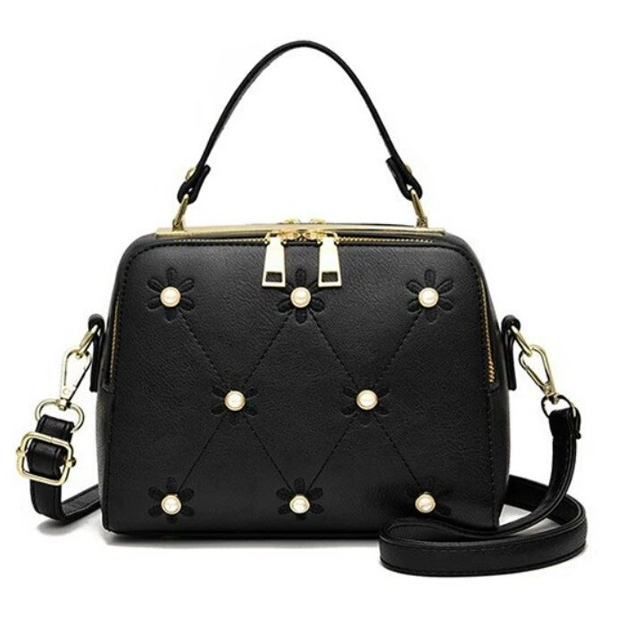 JT9371 IDR.172.000 MATERIAL PU SIZE L21XH16XW11CM WEIGHT 650GR COLOR BLACK