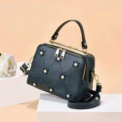 JT9371-blue Tas Selempang Fashion Modis Import Terbaru