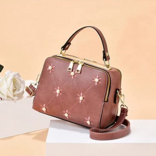 JT9371-pink Tas Selempang Fashion Modis Import Terbaru