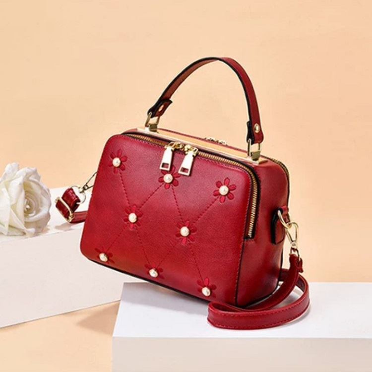 JT9371 IDR.172.000 MATERIAL PU SIZE L21XH16XW11CM WEIGHT 650GR COLOR RED