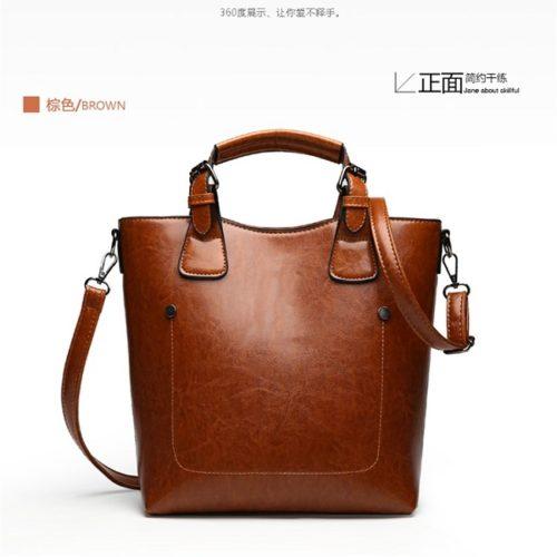 JT938-brown Tas Selempang Wanita Import Terbaru