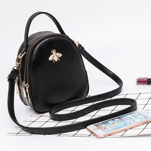 JT9380 IDR.140.000 MATERIAL PU SIZE L15XH18.5XW8CM WEIGHT 500GR COLOR BLACK