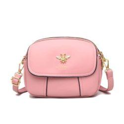 JT93886-pink Tas Selempang Import Wanita Cantik Terbaru