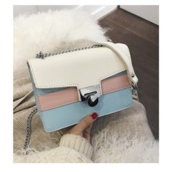 JT942-blue Clutch Bag Selempang Fashion Import Terbaru