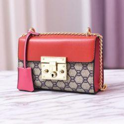JT960-red Clutch Bag Pesta Elegan Wanita Cantik
