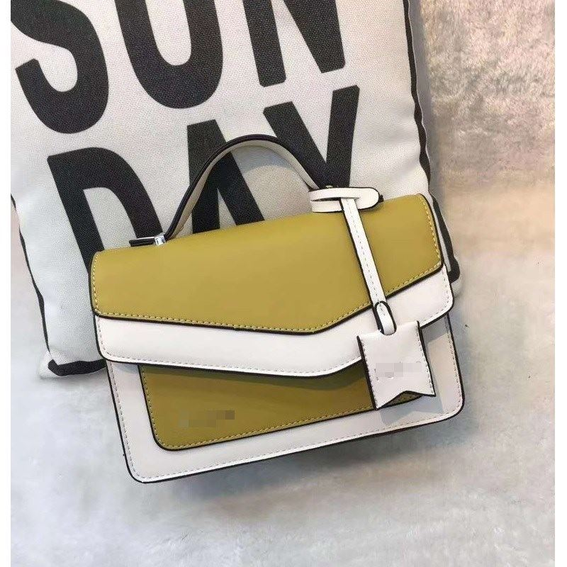 JT9603 IDR.195.000 MATERIAL PU SIZE L22XH15XW10CM WEIGHT 600GR COLOR YELLOW