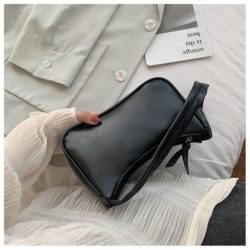 JT9673-black Tas Shoulder Bag Wanita Cantik Import