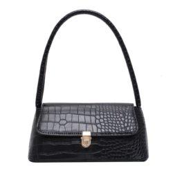 JT9725-black Tas Shoulder Bag Pesta Wanita Cantik Import