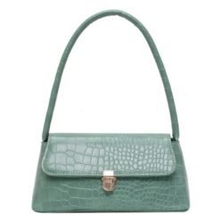 JT9725-green Tas Shoulder Bag Pesta Wanita Cantik Import