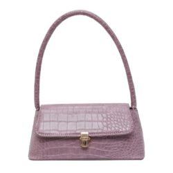JT9725-purple Tas Shoulder Bag Pesta Wanita Cantik Import