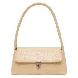 JT9725-yellow Tas Shoulder Bag Pesta Wanita Cantik Import