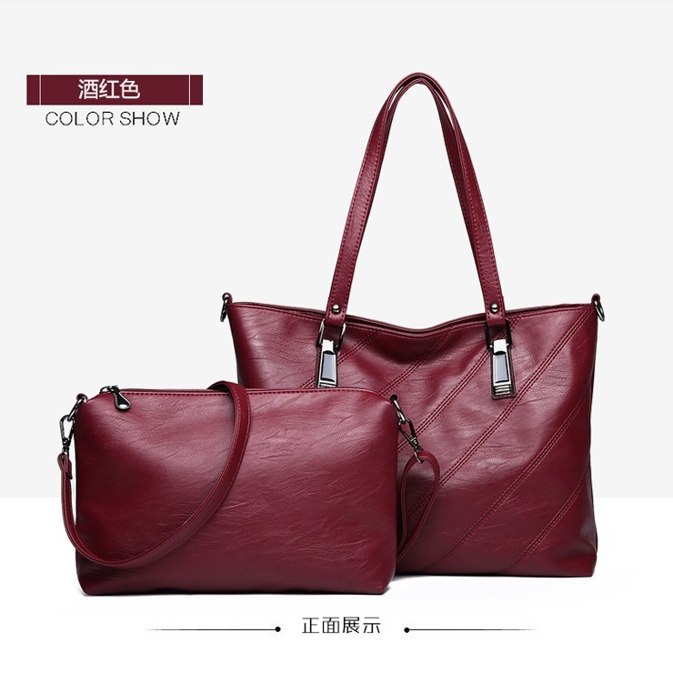 JT988 (2IN1) IDR.192.000 MATERIAL PU SIZE L35XH27XW11CM MEDIUM 27X18CM WEIGHT 750GR COLOR RED