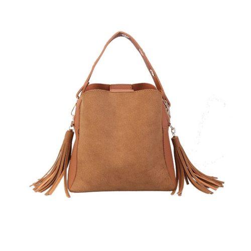 JT9958-brown Tas Selempang Cantik Import Wanita Elegan