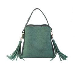 JT9958-green Tas Selempang Cantik Import Wanita Elegan