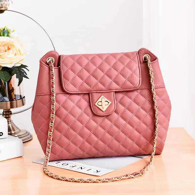 JT9971 IDR.152.000 MATERIAL PU SIZE L36XH26XW5CM WEIGHT 700GR COLOR PINK