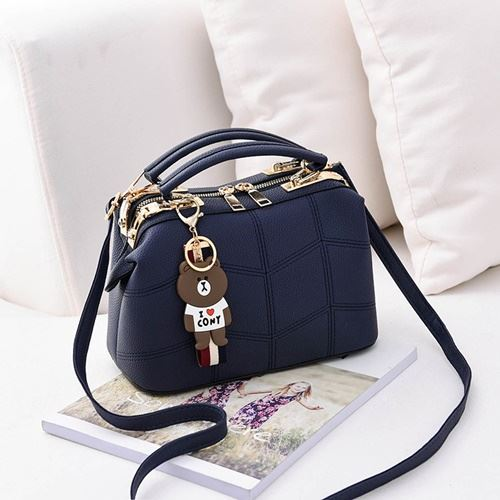 JT99870 IDR.180.000 MATERIAL PU SIZE L24.5XH15XW13CM WEIGHT 700GR COLOR BLUE