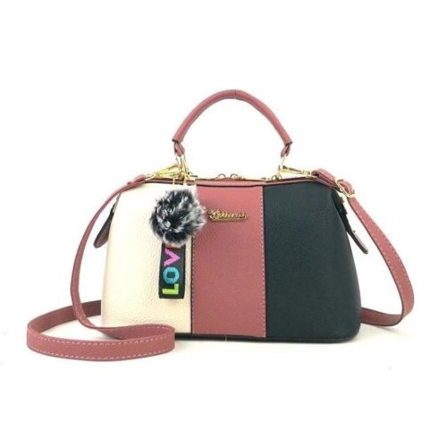 JT998702 IDR.180.000 MATERIAL PU SIZE L24.5XH15.5XW13CM WEIGHT 700GR COLOR PINK