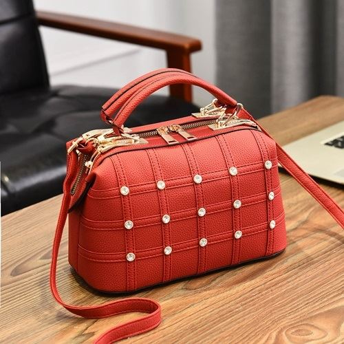JT998727 IDR.169.000 MATERIAL PU SIZE L24XH26XW13CM WEIGHT 700GR COLOR RED