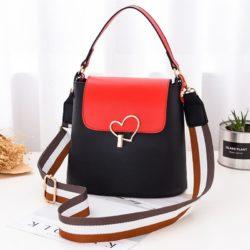 JT9999-black Tas Handbag Wanita Cantik Kekinian Terbaru