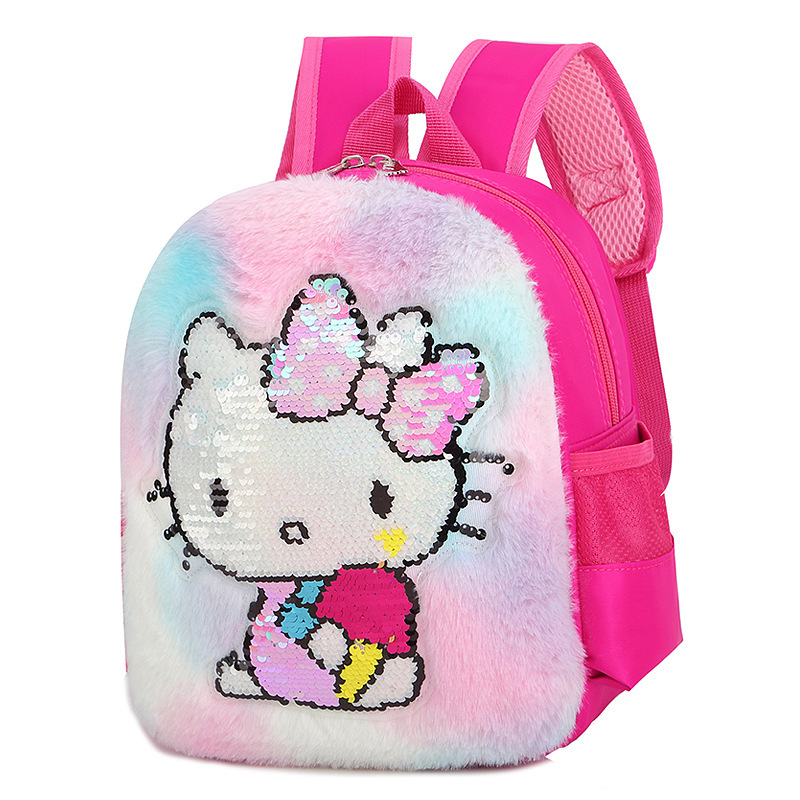 JTF0003 IDR.50.000 MATERIAL NYLON SIZE L23XH27XW12CMWEIGHT 350GR COLOR HELLOKITTY