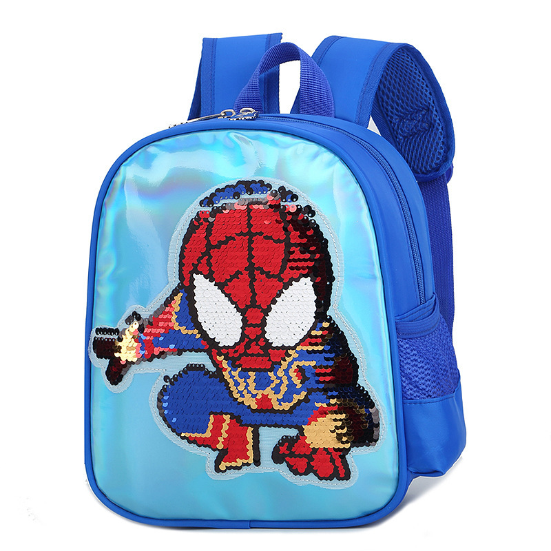 JTF0003 IDR.50.000 MATERIAL NYLON SIZE L23XH27XW12CMWEIGHT 350GR COLOR SPIDERMAN