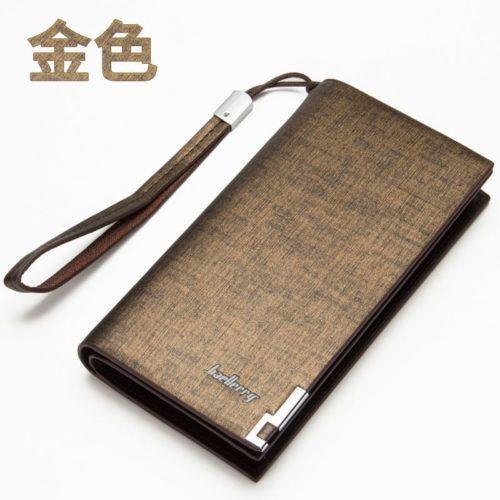 JTF004-gold Dompet Panjang Baellery Import