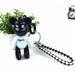JTF0099-blackbear Gantungan Tas Lucu Terbaru Import