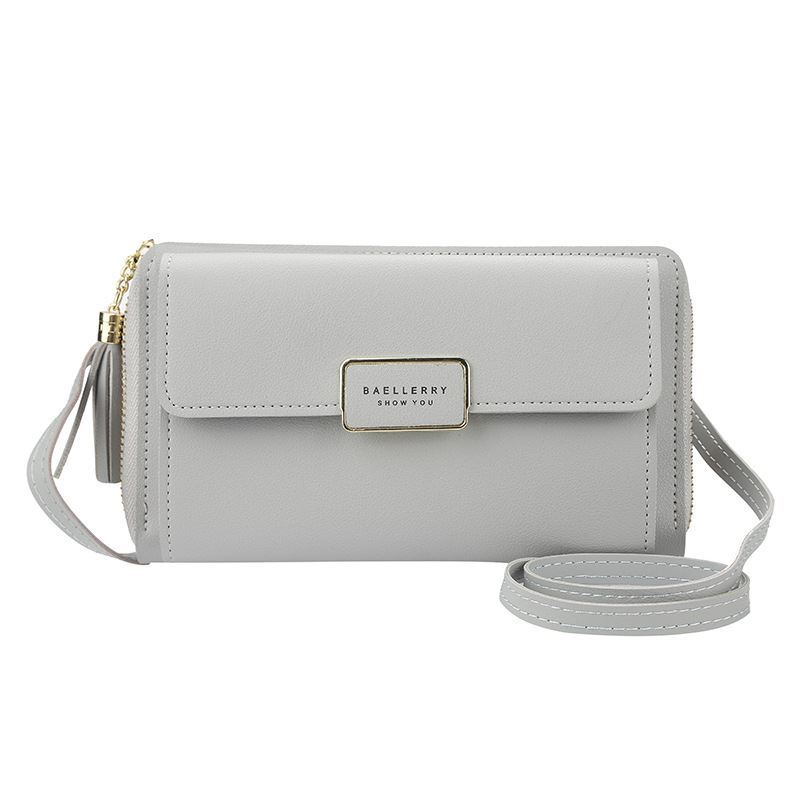 JTF0101 IDR.60.000 MATERIAL PU SIZE L20XH11XW5CM WEIGHT 275GR COLOR GRAY