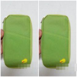 JTF0200-green Dompet Card Holder Import Cantik