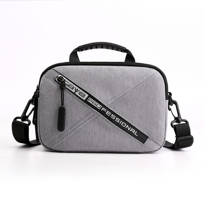 JTF022 IDR.46.000 MATERIAL NYLON SIZE L20XH14X8CM WEIGHT 250GR COLOR LIGHTGRAY