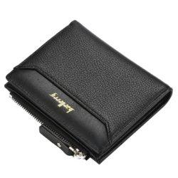 JTF0230-black Dompet Lipat Baellerry Keren import Terbaru