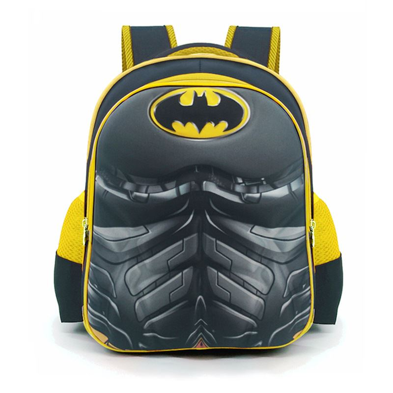 JTF031 IDR.68.000 MATERIAL NYLON+POLYESTER SIZE L30XH36XW15CM WEIGHT 800GR COLOR BATMAN