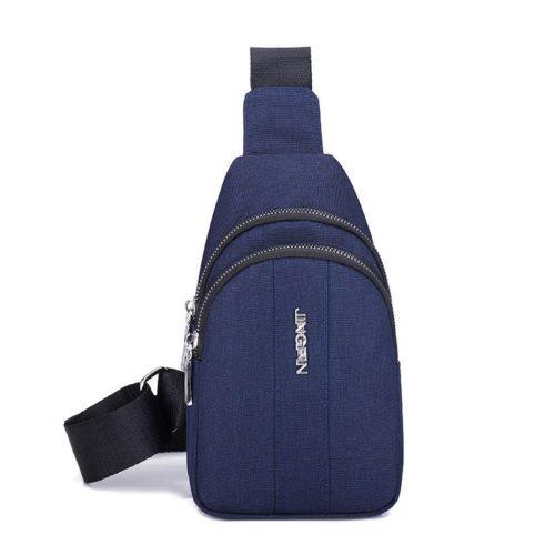 JTF0311-blue Tas Slingbag Crossbody Keren Import Terbaru
