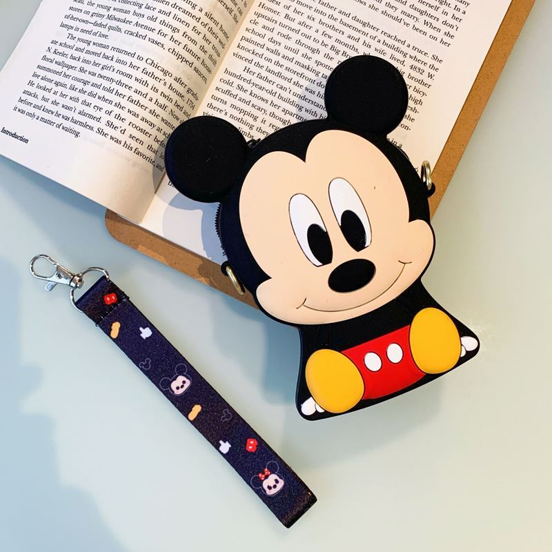 JTF04120 IDR.42.000 MATERIAL PVC SIZE L11XH8XW4CM WEIGHT 150GR COLOR FULLMICKEY