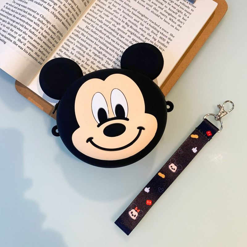 JTF04120 IDR.42.000 MATERIAL PVC SIZE L11XH8XW4CM WEIGHT 150GR COLOR MICKEY