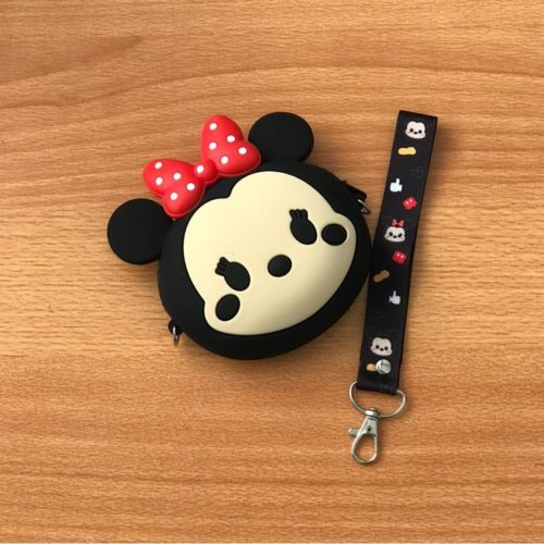 JTF04120 MATERIAL PVC SIZE L11XH8XW4CM WEIGHT 150GR COLOR MINNIE