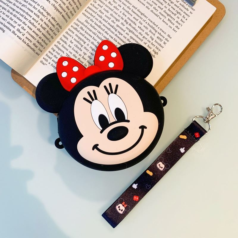 JTF04120 IDR.42.000 MATERIAL PVC SIZE L11XH8XW4CM WEIGHT 150GR COLOR MINNIE