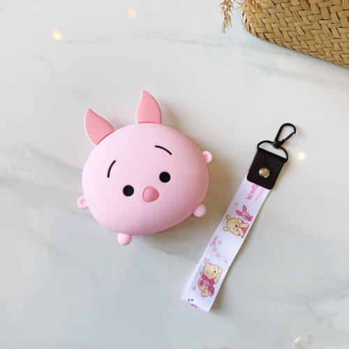 JTF04120-piglet Tas Slingbag Mini Wanita Imut (2 Tali)