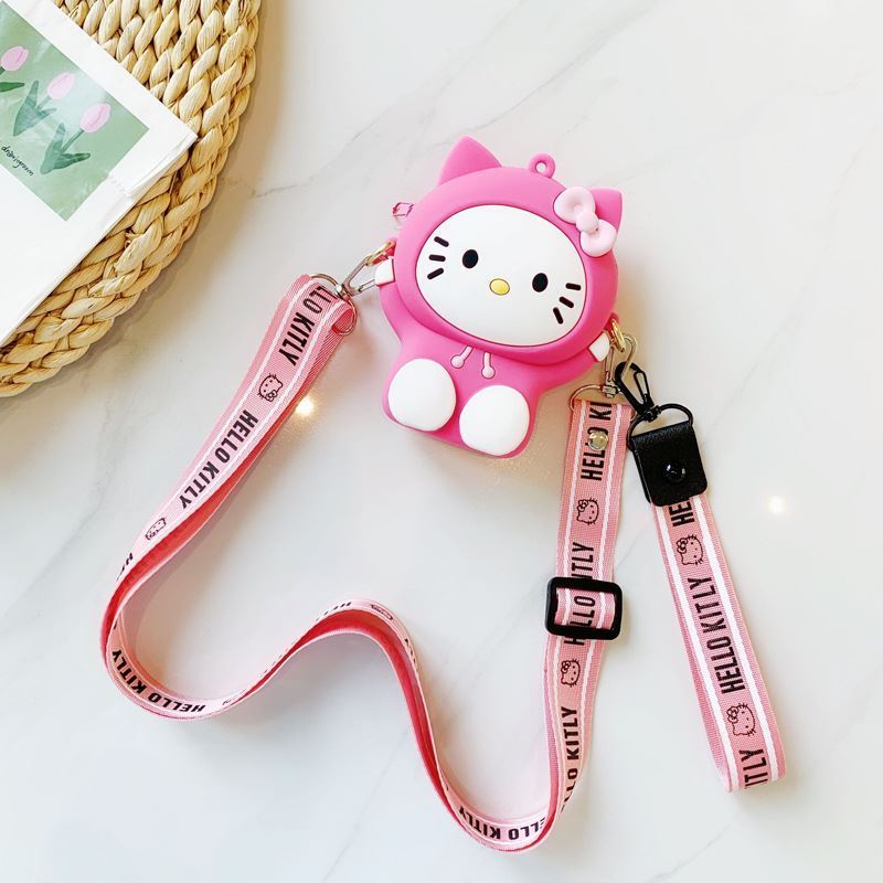 JTF04129 IDR.24.000 MATERIAL PVC SIZE L11XH8XW4CM WEIGHT 150GR COLOR BABYKITTYROSE