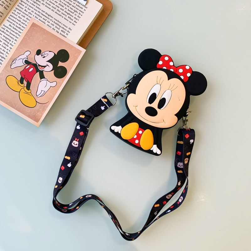 JTF04129 IDR.24.000 MATERIAL PVC SIZE L11XH8XW4CM WEIGHT 150GR COLOR MINNIE