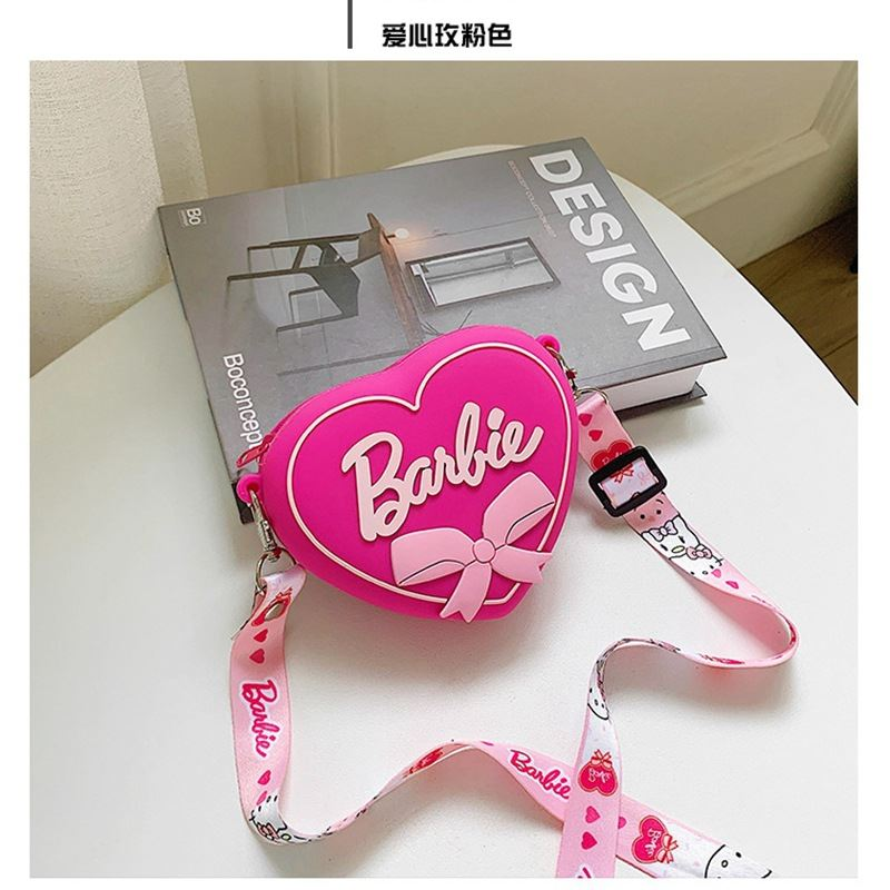 JTF04129 IDR.35.000 MATERIAL PVC SIZE L11XH8XW4CM WEIGHT 150GR COLOR BARBIE