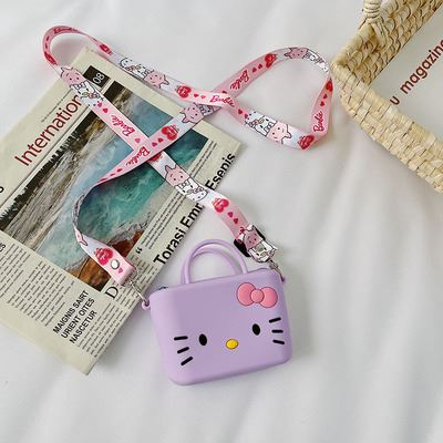 JTF04129 IDR.35.000 MATERIAL PVC SIZE L11XH8XW4CM WEIGHT 150GR COLOR KITTYPURPLE