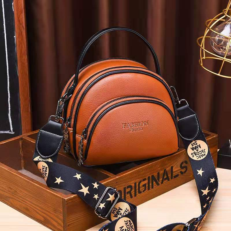 JTF07003 IDR.83.000 MATERIAL PU SIZE L19XH15XW8CM WEIGHT 500GR COLOR BROWN