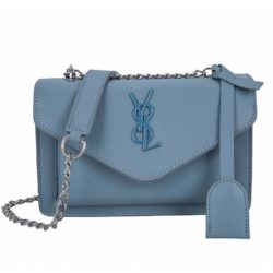 JTF0882-blue Tas Selempang Fashion Modis Wanita Cantik Import