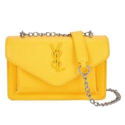 JTF0882-yellow Tas Selempang Fashion Modis Wanita Cantik Import
