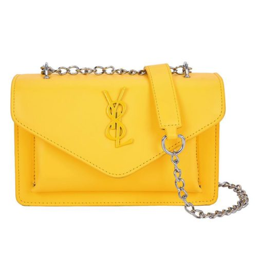 JTF0882-yellow Tas Selempang Fashion Modis Wanita Cantik Import