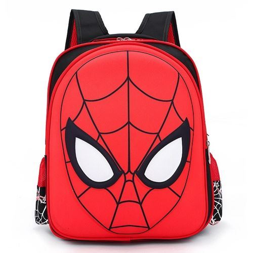 JTF1006A IDR.65.000 MATERIAL NYLON SIZE L30XH40XW16CM WEIGHT 550GR COLOR BLACKSPIDERMAN